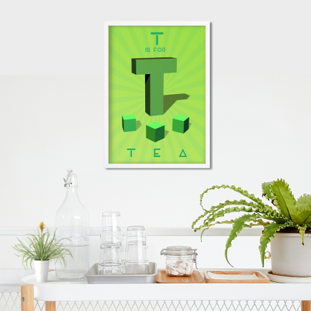 PACKAGING - T IS FOR TEA